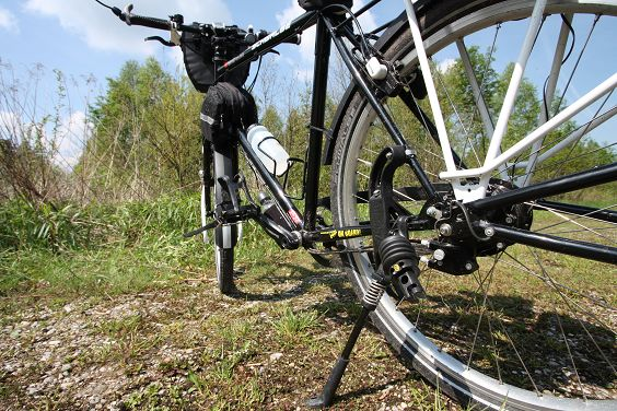 fahrrad mit 14 gang rohloff
